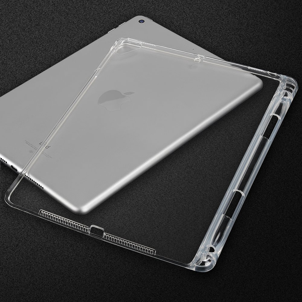Tablet Covers Cases for <strong>Ipad</strong> Universal Pro 9.7 Inch Pen Case Protective Cover Transparent tpu Shell Case for <strong>Ipad</strong>