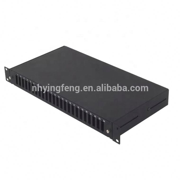 High Quality SC/FC/ST/LC/MU factory oem with lowest pr Optical Terminal Box | ODF OTB ODB |Fiber Optic 12 core fiber patch panel