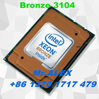 Intel Xeon Bronze 3104 CPU Official Version 1.7G 6 Core 6 Threads 3647 Pins Platinum Gold Silver SR3GM CD8067303562000
