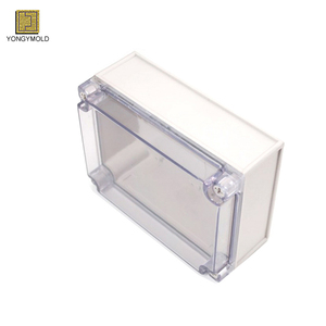 Low MOQ Factory Provide Plastic Box For Custom ABS Plastic Parts ip65 metal enclosure