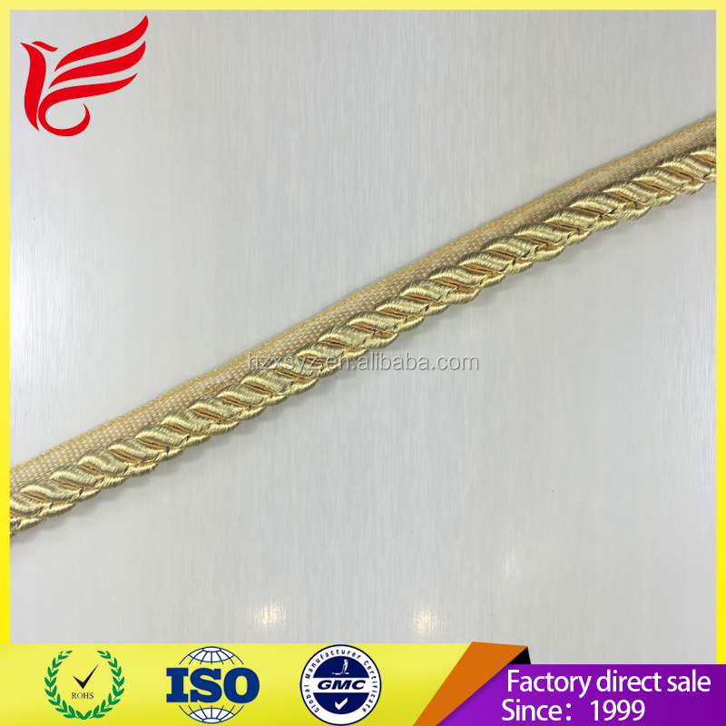 POLYESTER CORD WITH LIP FOR SOFA ROPE 2017