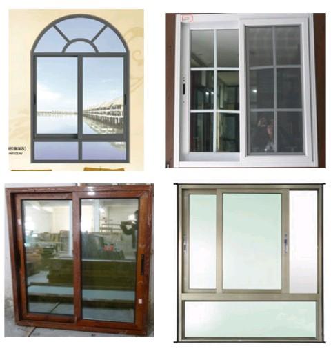Hot Sale Aluminum Windows Price One Way Windows Blinds Shades
