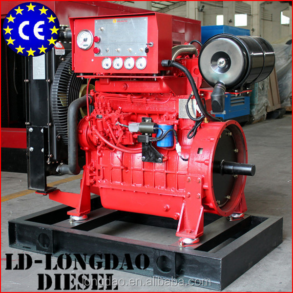 Non UL Fire Diesel Engines Manufacturer 30-300hp/2900rpm
