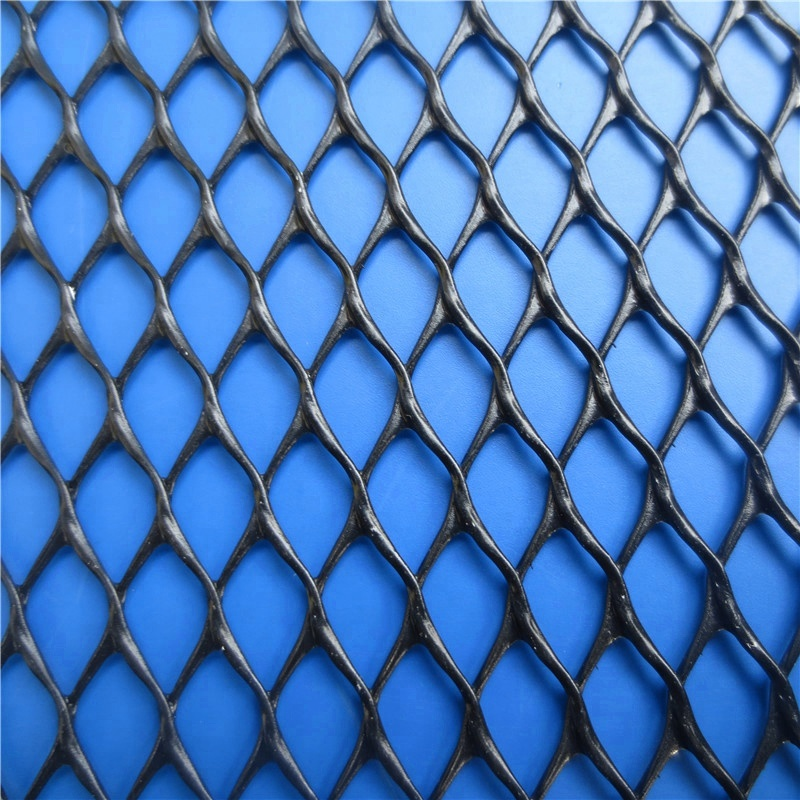 white black strong nylon polyester screen mesh netting fabric material