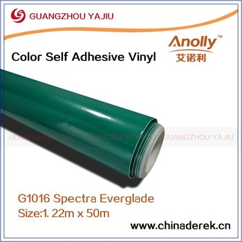 Factory Wholesale Spectra Everglade Self Adhesive Vinyl