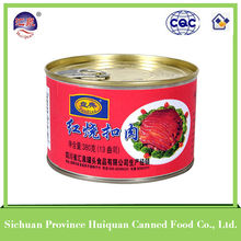 397g Sliced Stewed Pork canned pork,pork meat price,Pork