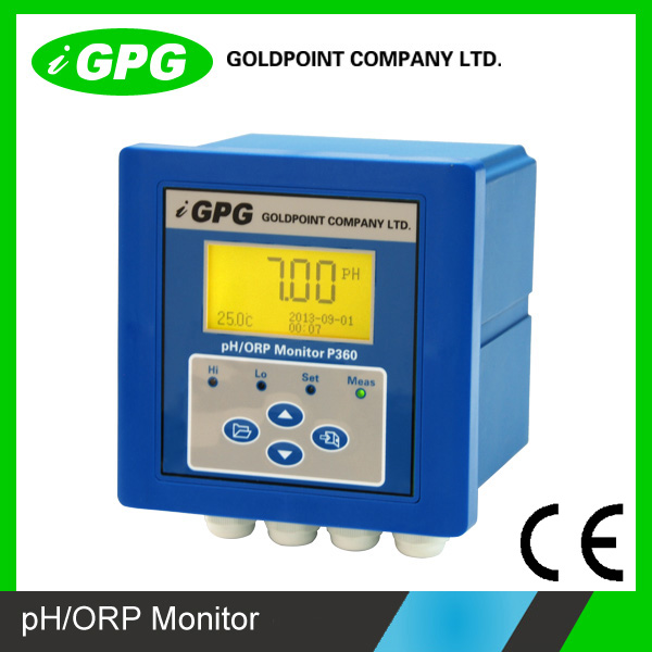 ph and chlorine tester P360