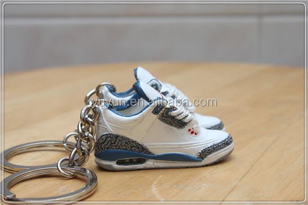 air jordan shoes keychains