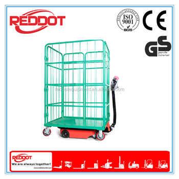 Reddot 200kg mini electric tow tractor tug for sale buy for Tow motor operator job description