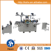 Overseas service provided electrical products flat die cutting machine
