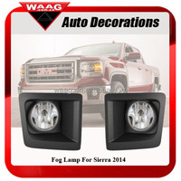 LED Fog Lamp For GMC Sierra 2014 on GM90005