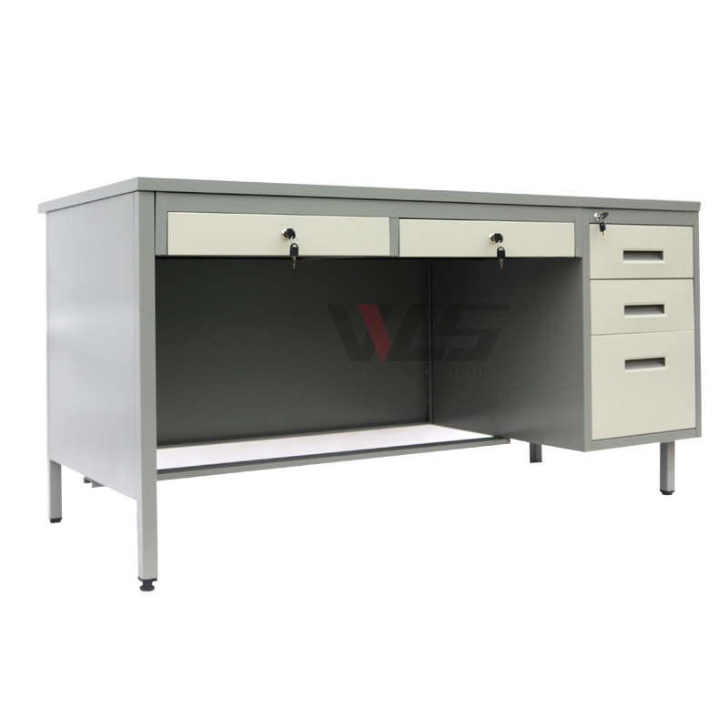 factory cheap metal office desks for sale