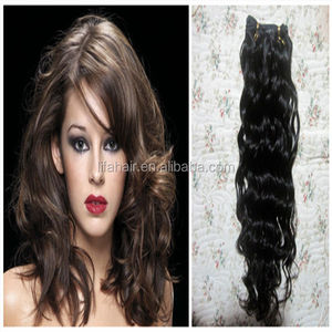 100% virgin human hair Alibabab best selling hair wavz