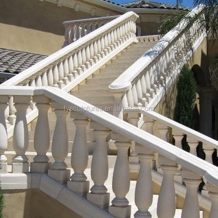 Custom European Marble Stone Baluster And Balustrade For Luxury Stair Handrail Balcony Railing Decoration Buy Marble Stair Baluster Custom Marble Stair Baluster European Custom Marble Stair Baluster Product On Alibaba Com