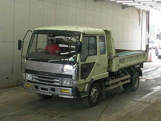 Mitsubishi Fuso Fighter Tipper Truck / 6d14 Engine