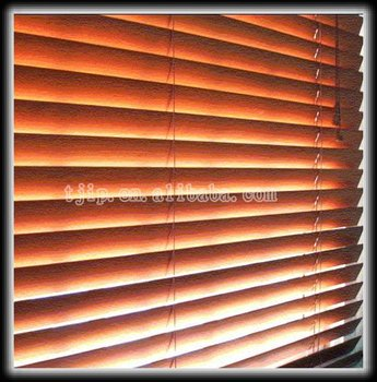 Quality wooden venetian blind