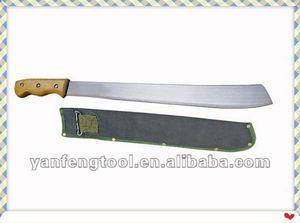 types of rail steel machete M201 popular in africa