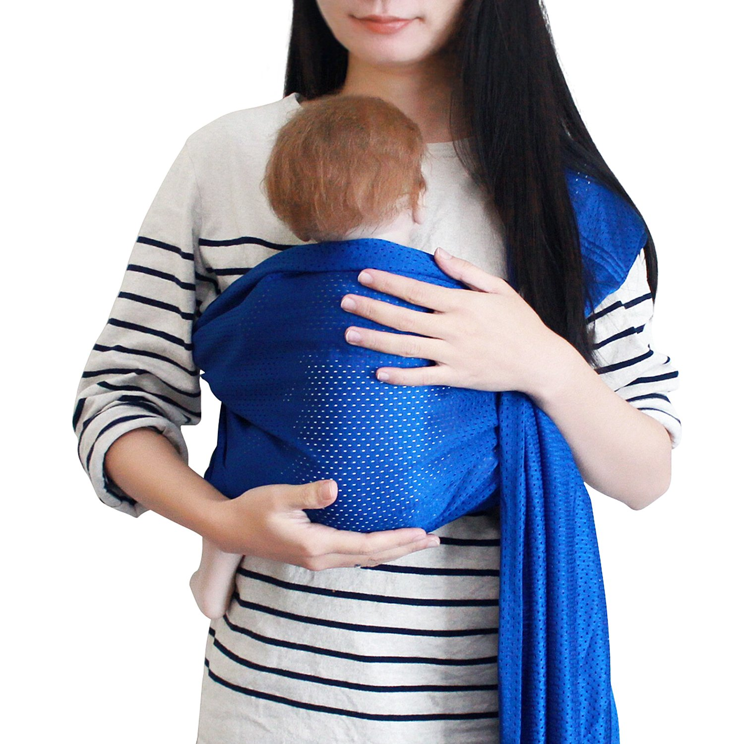 7eca3582745 Get Quotations · Vlokup Baby Water Ring Sling Carrier