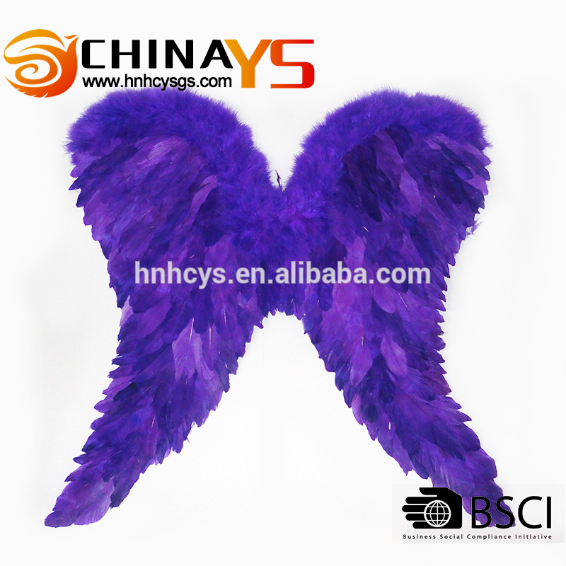 Brand new technology angel wing Halloween with certificate