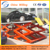 mechanical scissor lift table/hydraulic lift table/hydraulic motorcycle lift table
