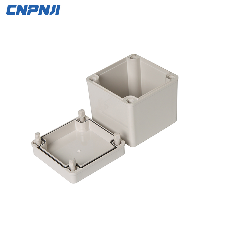 야외 ABS Plastic IP65 PVC 야외 Cable TV Junction Box