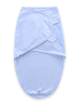 In stock!!100% Cotton Soft Baby Swaddle Newborn Muslin Blanket Adjustable Infant Wrap