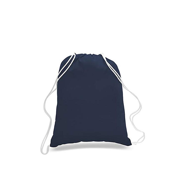 Factory Custom Drawstring Bags No Minimum
