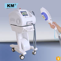 WEIFANG KM Portable e-light beauty machine lady epilator for permanent hair removal