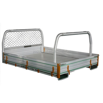 aluminium tray body for pickup or ute