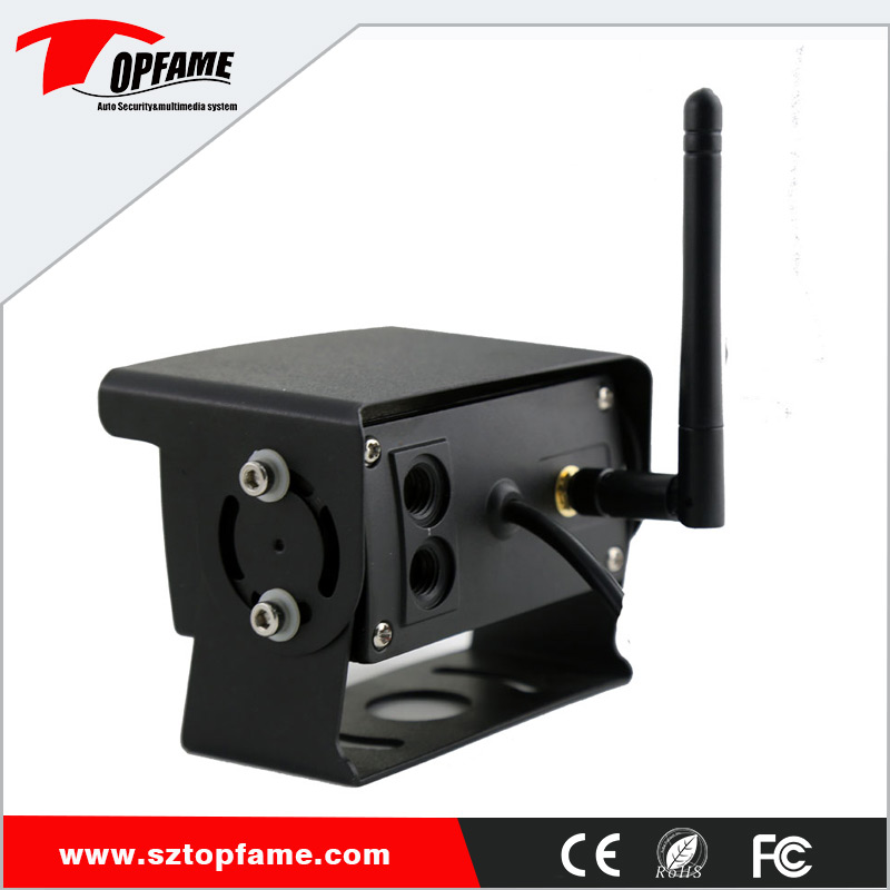 Wholesale factory made Waterproof rate Ip 67 wireless rearview camera