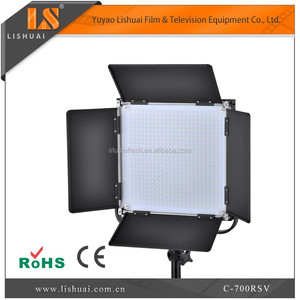 Photography Equipment Dimmable Led Adjust Brightness Studio Side Light Panel