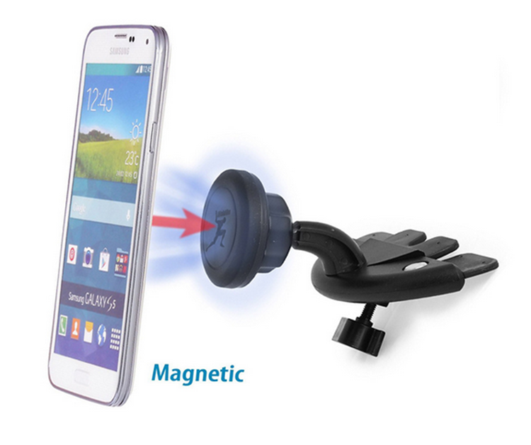 Universal CD slot vent Mount phone stand, Car holders magentic 360