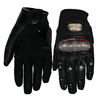 Motocross Racing Gloves Motorbike Off road Long goat Leather gloves