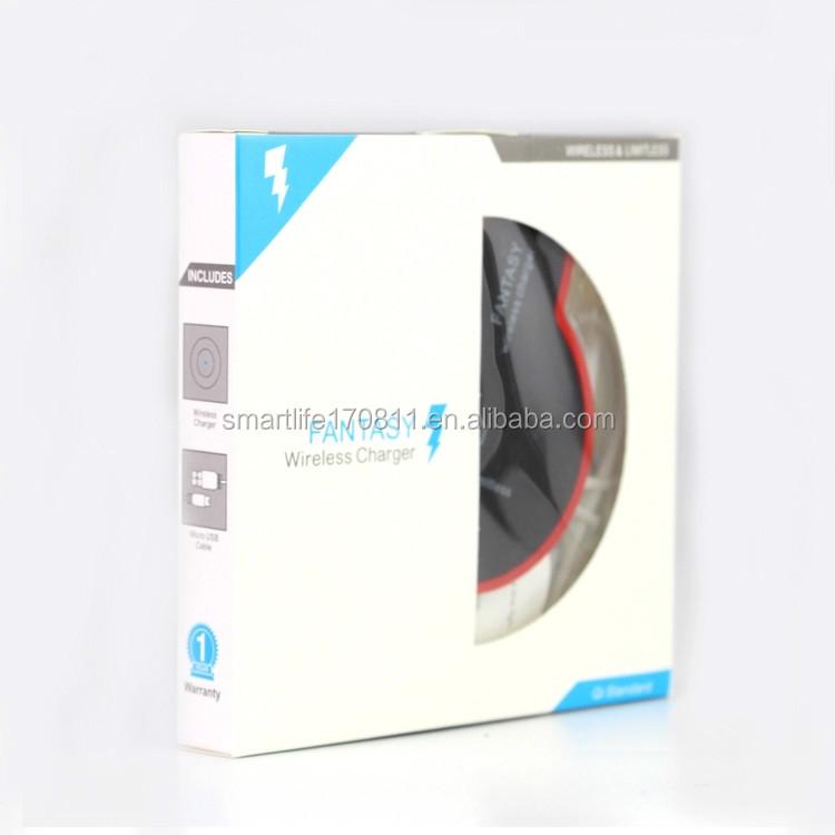 Новый продукт идеи 2019 инновационный ежедневный применение технологии подарки набор гаджеты Кристалл Пользовательский логотип Беспроводное зарядное устройство для подарка