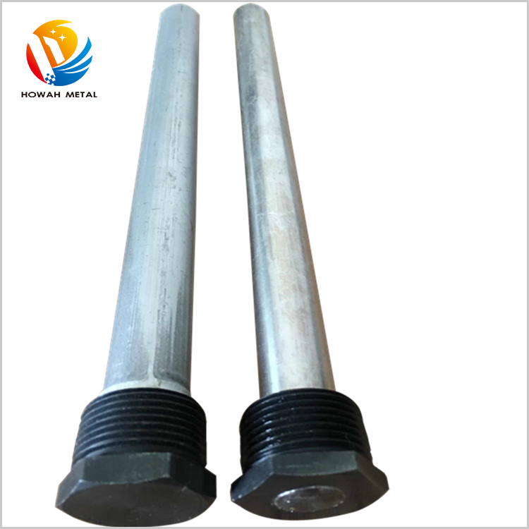 Magnesium Anode Rod for Water Heaters and Boilers