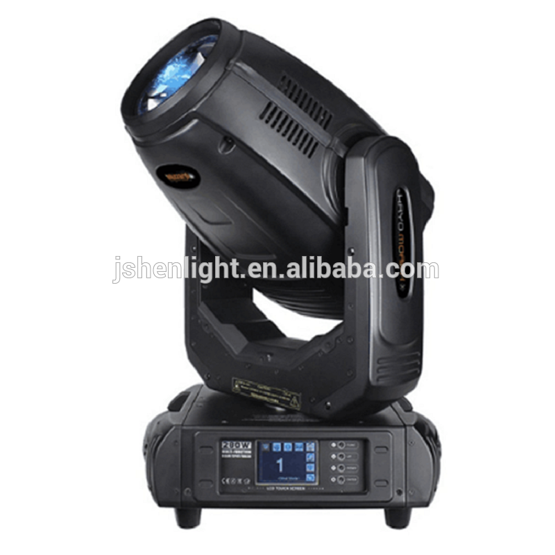 2017 best selling stage lighting 10r beam moving head spot 280