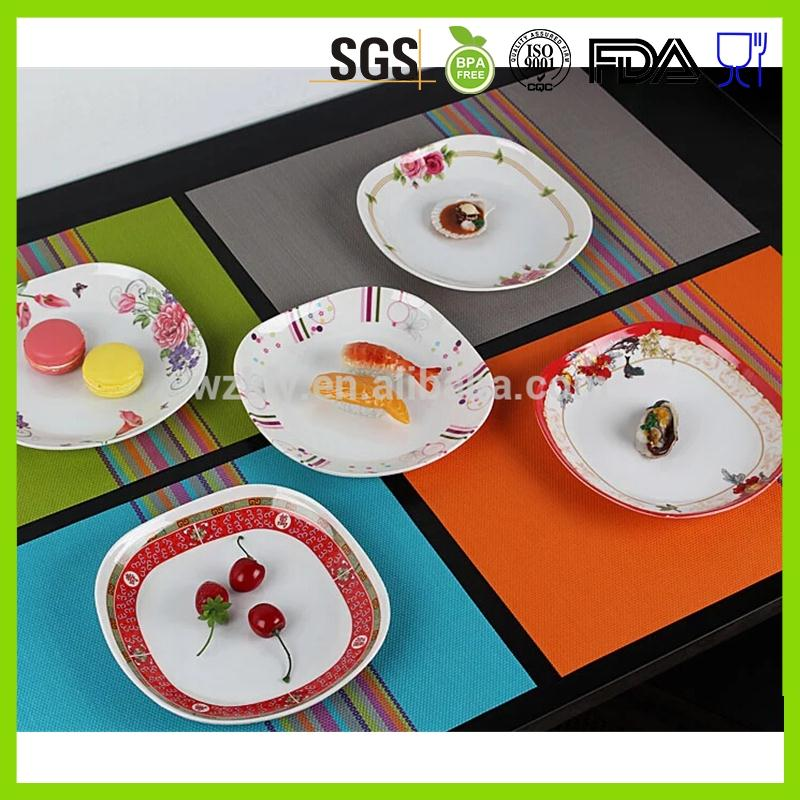 "8"" traditional dinnerware"