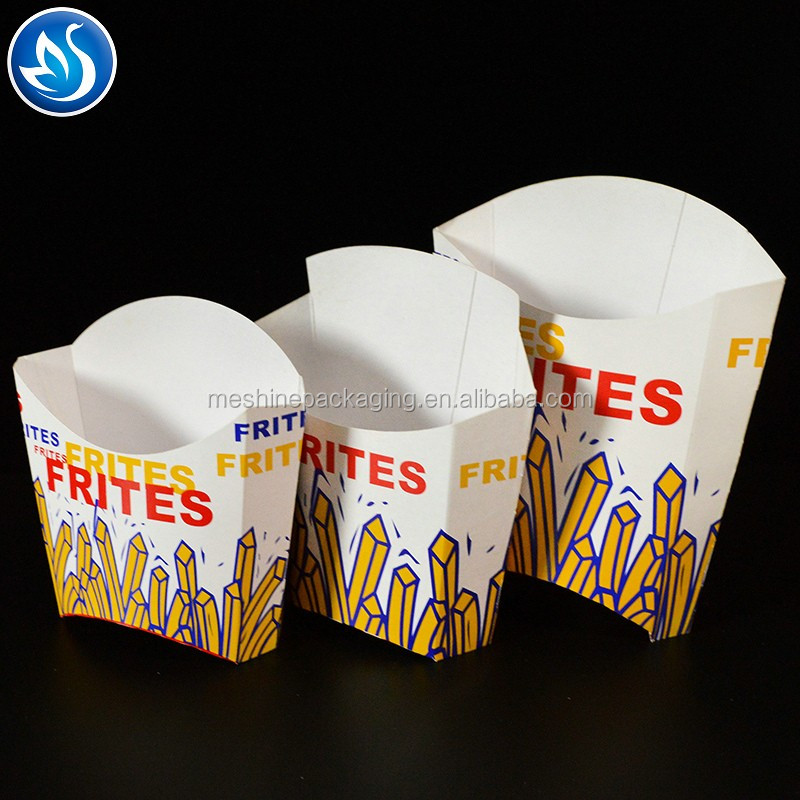 Disposable paper chicken box, chicken packaging