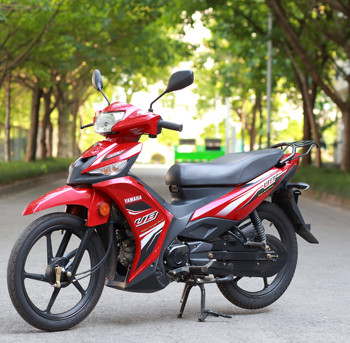 Tamco JS125-29  CUB mopped motorcycle in china 125CC