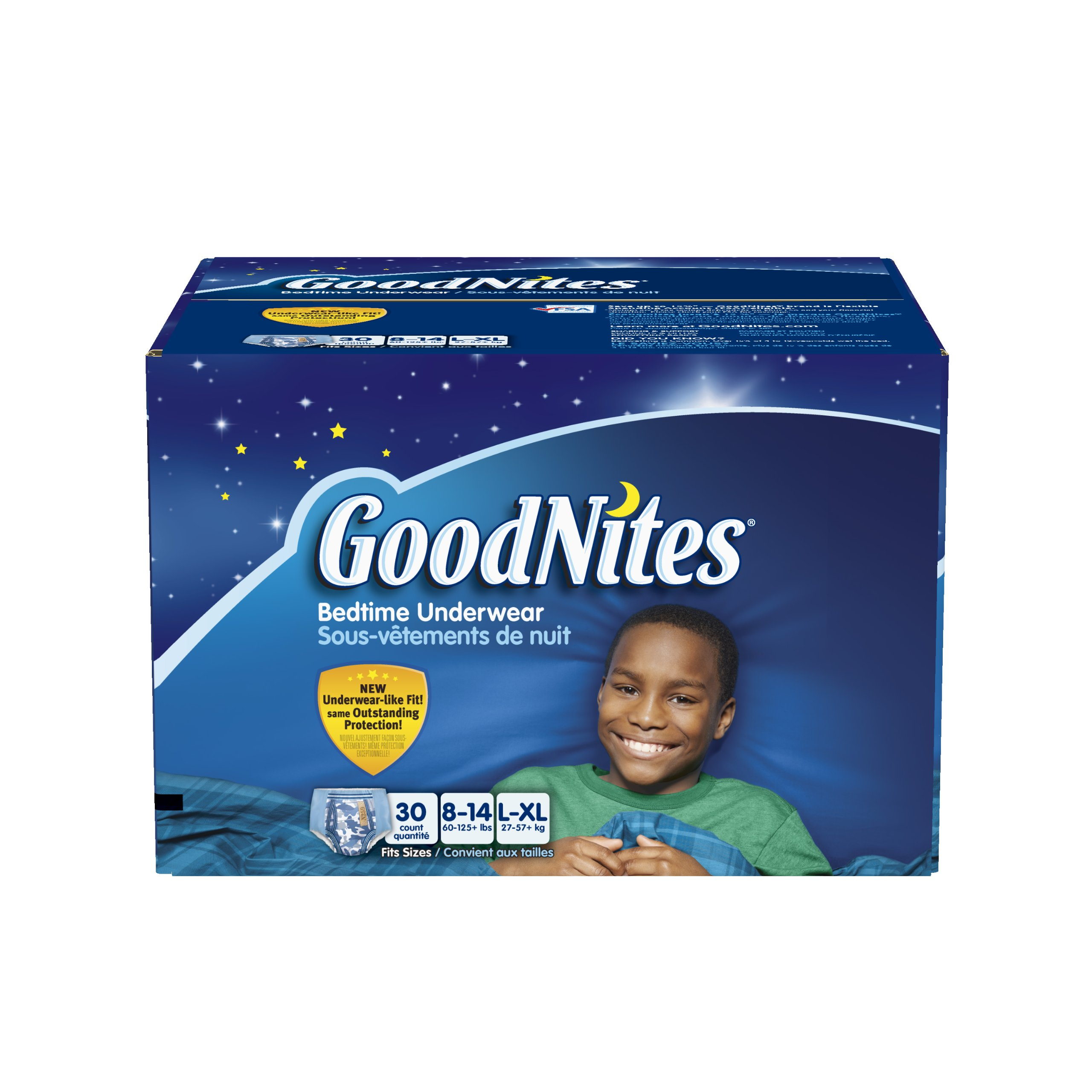 Cheap Pampers Goodnites Find Deals On Line At Mamypoko Pants Extra Soft Xl 30 Girls Get Quotations Youth For Boys Lxl Count