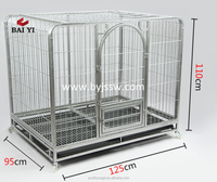 Steel Folding Cage For Breeding Dog Kennel Wholesale (Chinese Direct Factory)