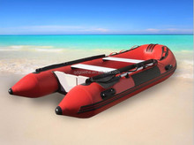 Goethe Factory Direct Cheap Folding Inflatable Fishing Boat with CE