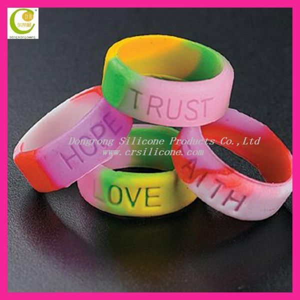 88bb3f28967f9 Attractive Silicone Fashion Finger Rubber Rings/ Silicone Finger Band &  Thumb Rings For Gift/sports Souvenirs (high Quality) - Buy Fashion Finger  ...
