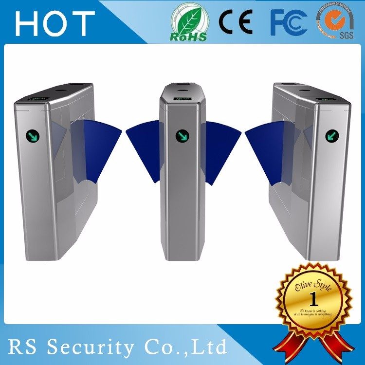 Low price crow control flap barrier for bank entrance main gate design home