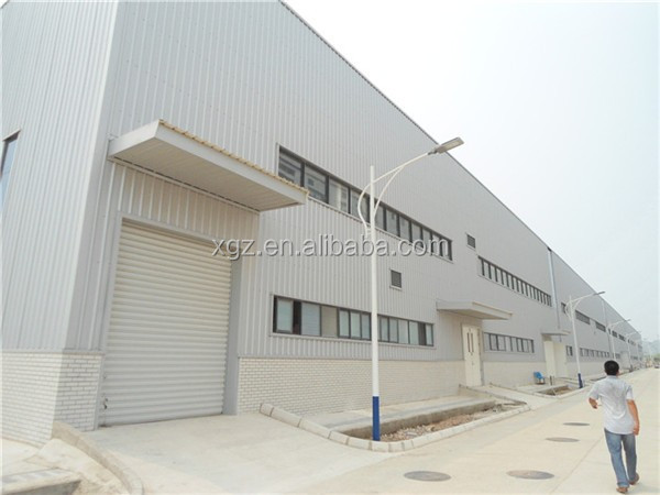 fast construction qualified industrial workshop / plant / warehouse