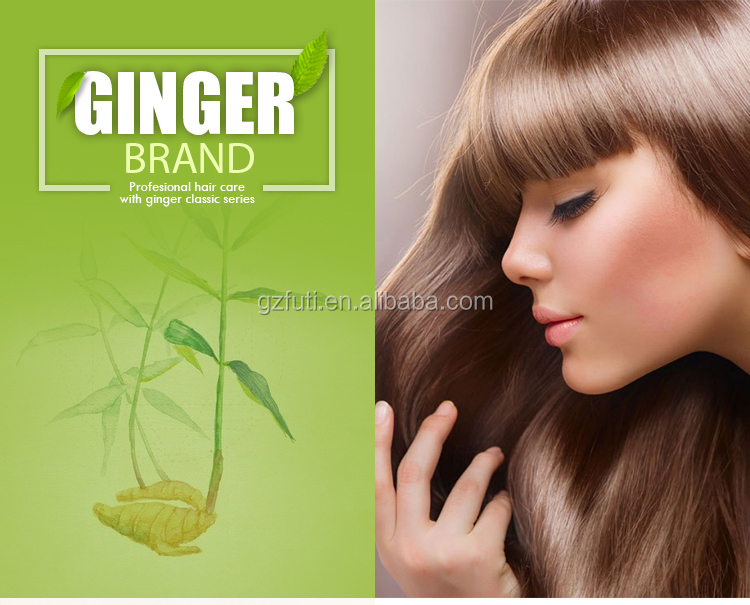 800ml Ginger Class Anti Hair Loss Herbal Shampoo