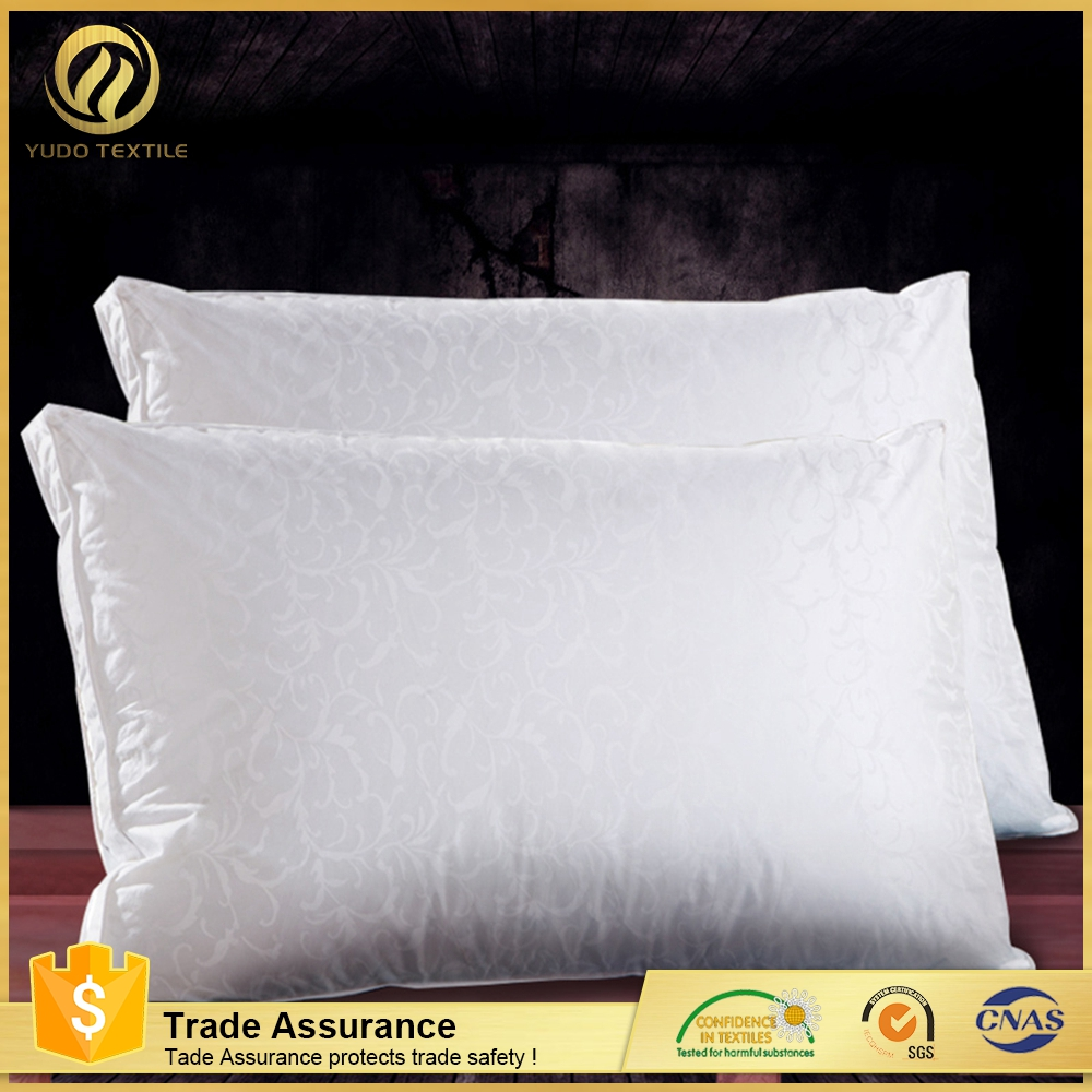 Volume - produce Sleeping rectangle down feather pillow