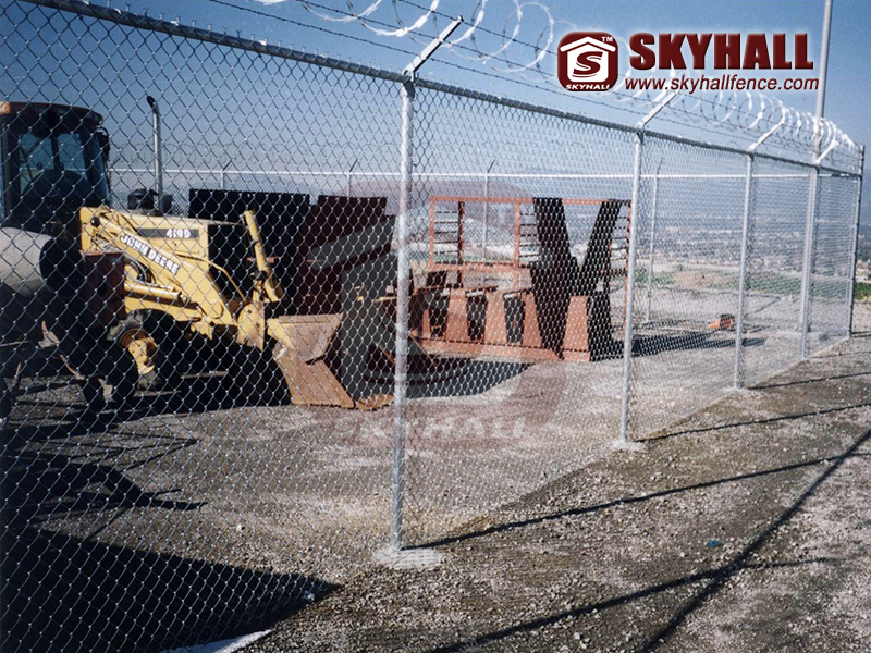 construction site 2016 new product Temporary Chain Link Fence