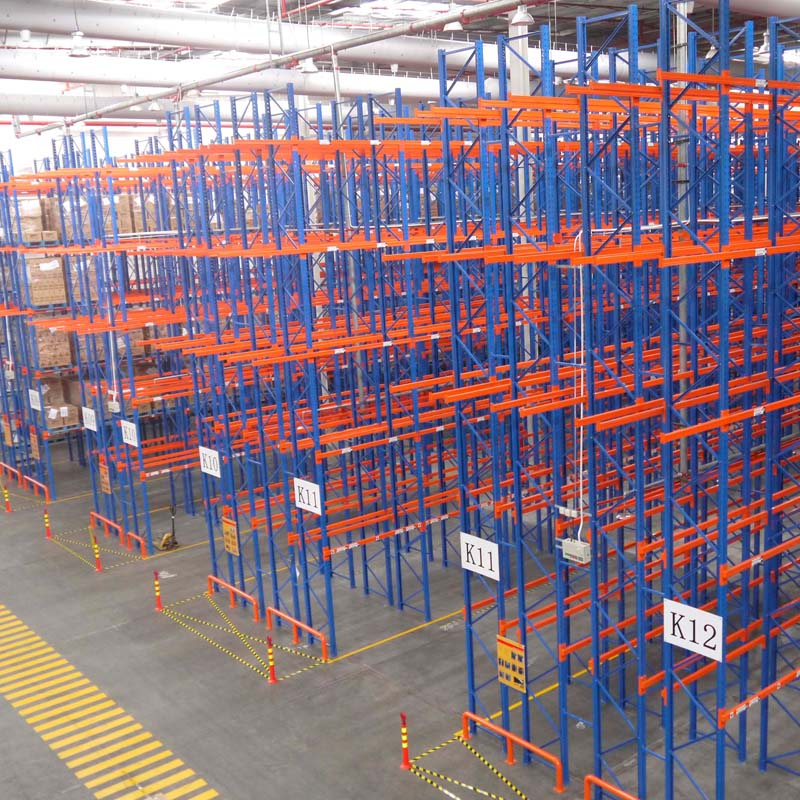 เก็บ Double Deep Pallet Rack