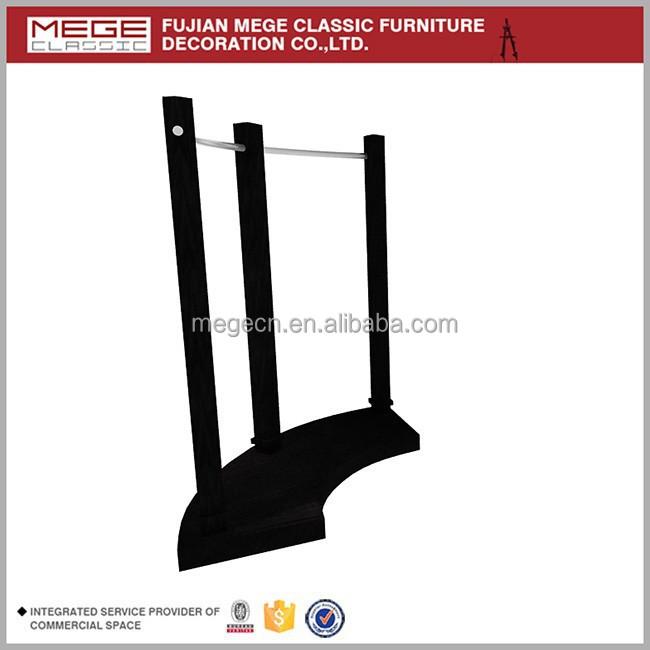 Finest Design Arc-shaped Clothes Hanging Rack For Furniture